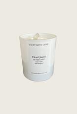 Scent With Love Claur Quartz // Mysterious Musk - Wit