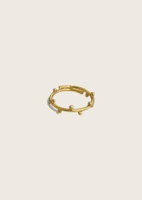 IBU JEWELS Ibu Jewels Ring // Lily - RD