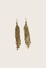 IBU JEWELS IBU JEWELS Earring // Josie Peggy Gold - EVP
