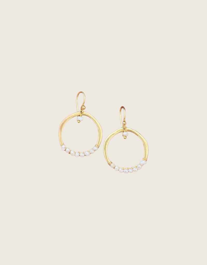 IBU JEWELS IBU JEWELS Earring // Tiffany - ER05