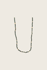 IBU JEWELS IBU JEWELS Necklace // Stone Dot - NM07