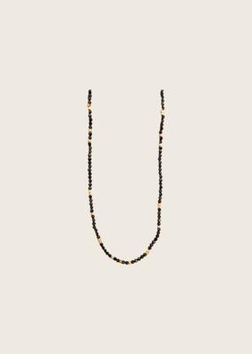 IBU JEWELS IBU JEWELS Necklace // Stone Dot - NM01