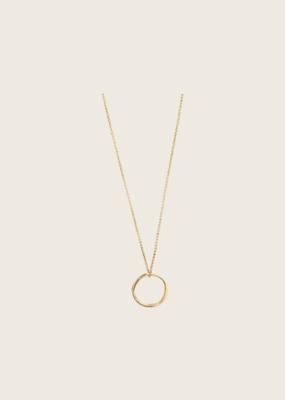 IBU JEWELS IBU JEWELS // Necklace  Circle - NA