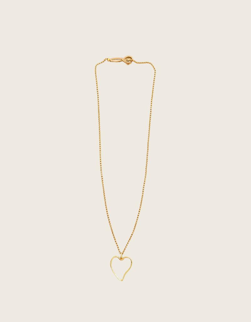 IBU JEWELS IBU JEWELS // Necklace Heart - NB