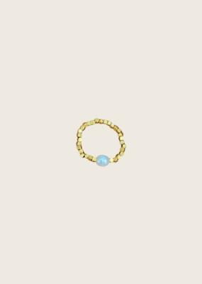 IBU JEWELS Ring - Pearl