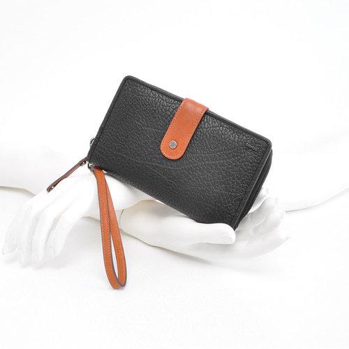 Berba Dames portemonnee Berba Chamonix Black