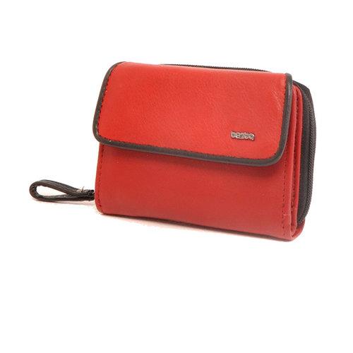 Berba Dames portemonnee met rits Soft