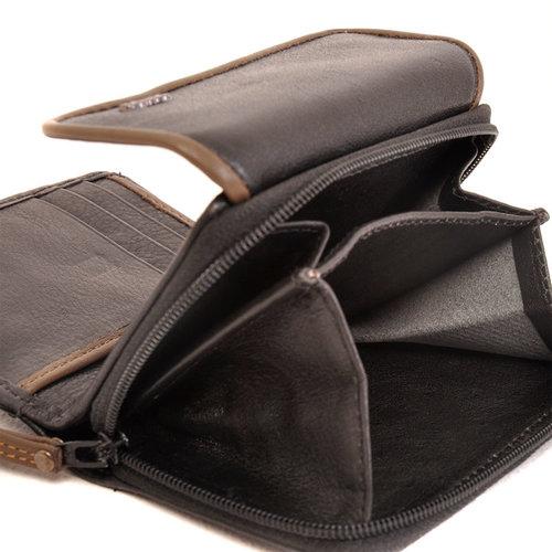 Berba Dames portemonnee met rits Berba Soft