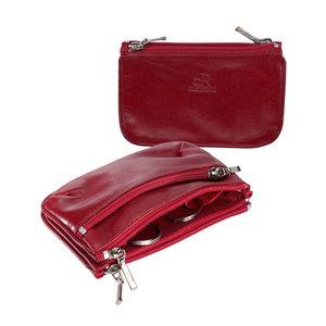 dR Amsterdam Sleuteletui Toronto rood luxe