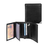 Billfold portemonnee Toronto zwart