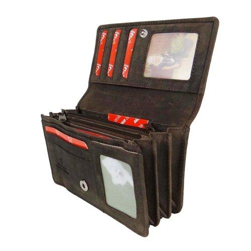 Bear Design Huishoudportemonnee harmonica Bear Design