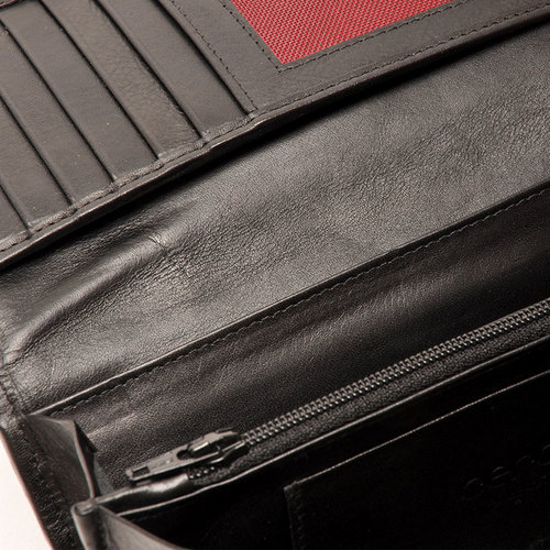 Berba Dames portemonnee Berba Soft zwart