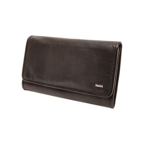 Berba Dames portemonnee Soft zwart