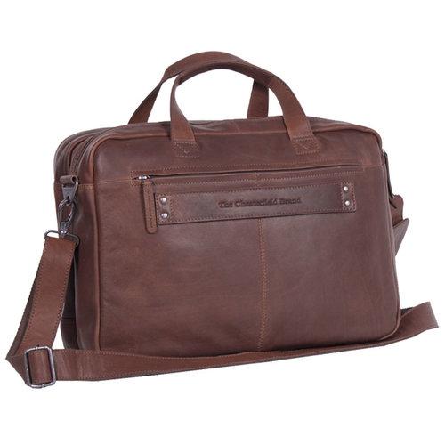 The Chesterfield Brand Laptoptas Chesterfield Ryan bruin 17 inch