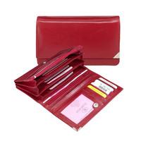 Huishoudportemonnee harmonica rood