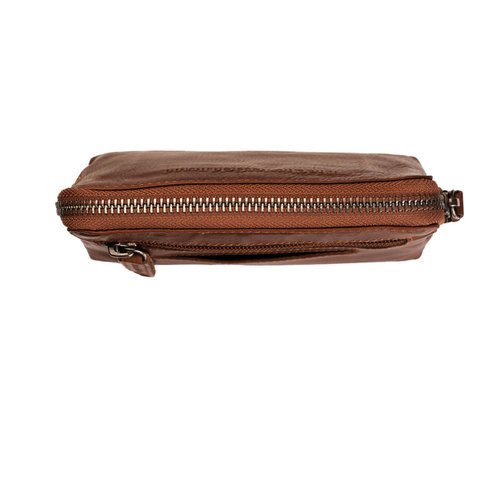 The Chesterfield Brand Etui leer The Chesterfield Brand Cognac