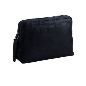 The Chesterfield Brand Etui leer blauw