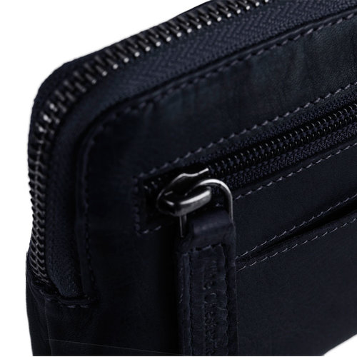 The Chesterfield Brand Etui leer The Chesterfield Brand blauw
