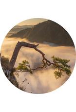 Dunnebier Home Muursticker Bergen - verwijderbaar