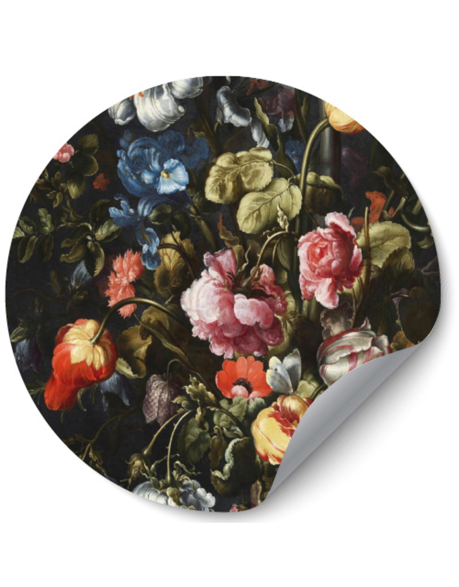 Dunnebier Home Muursticker Bloemen Rijksmuseum - verwijderbaar