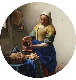 Dunnebier Home Muursticker Melkmeisje Rijksmuseum