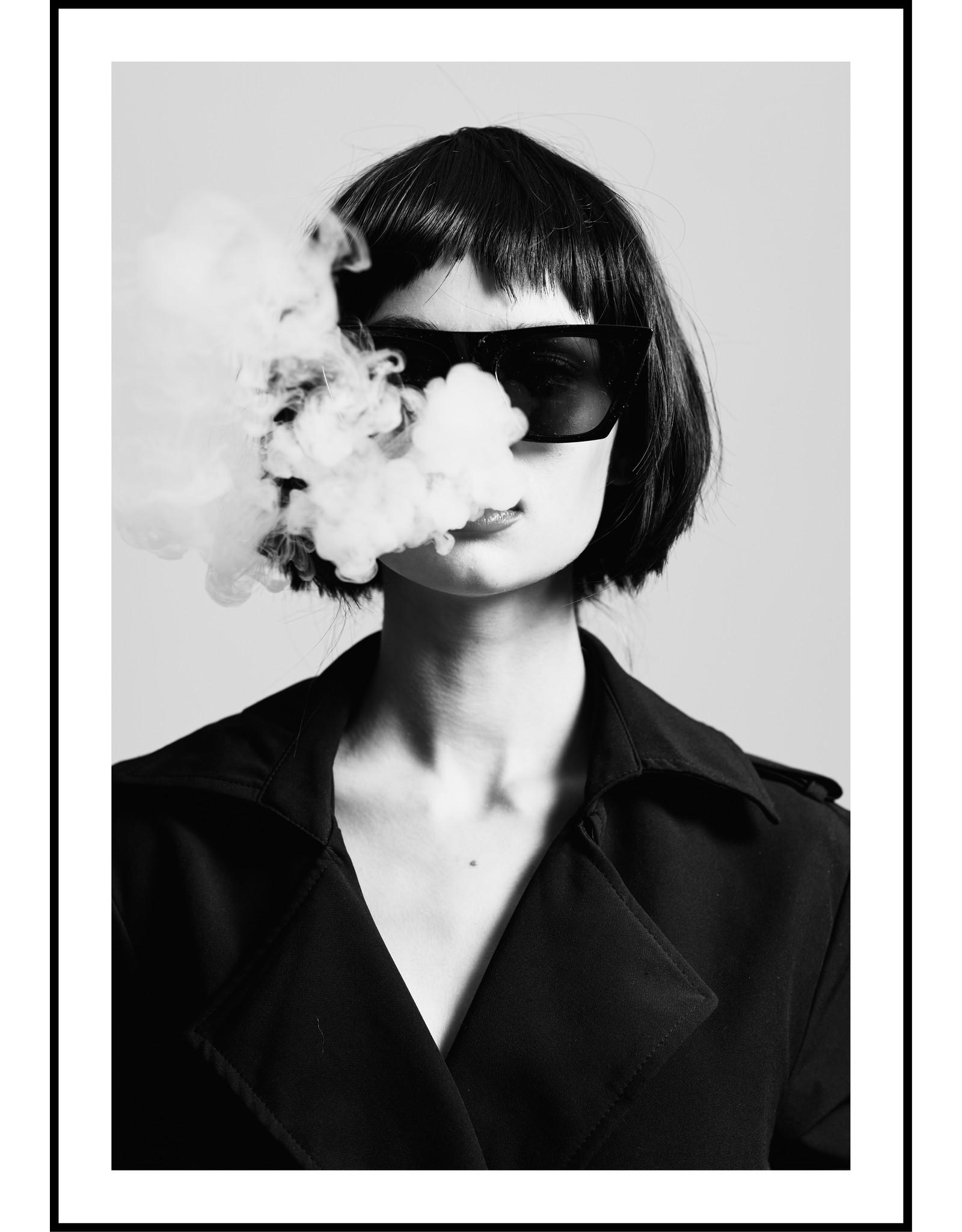 Dunnebier Home Poster Smoking girl