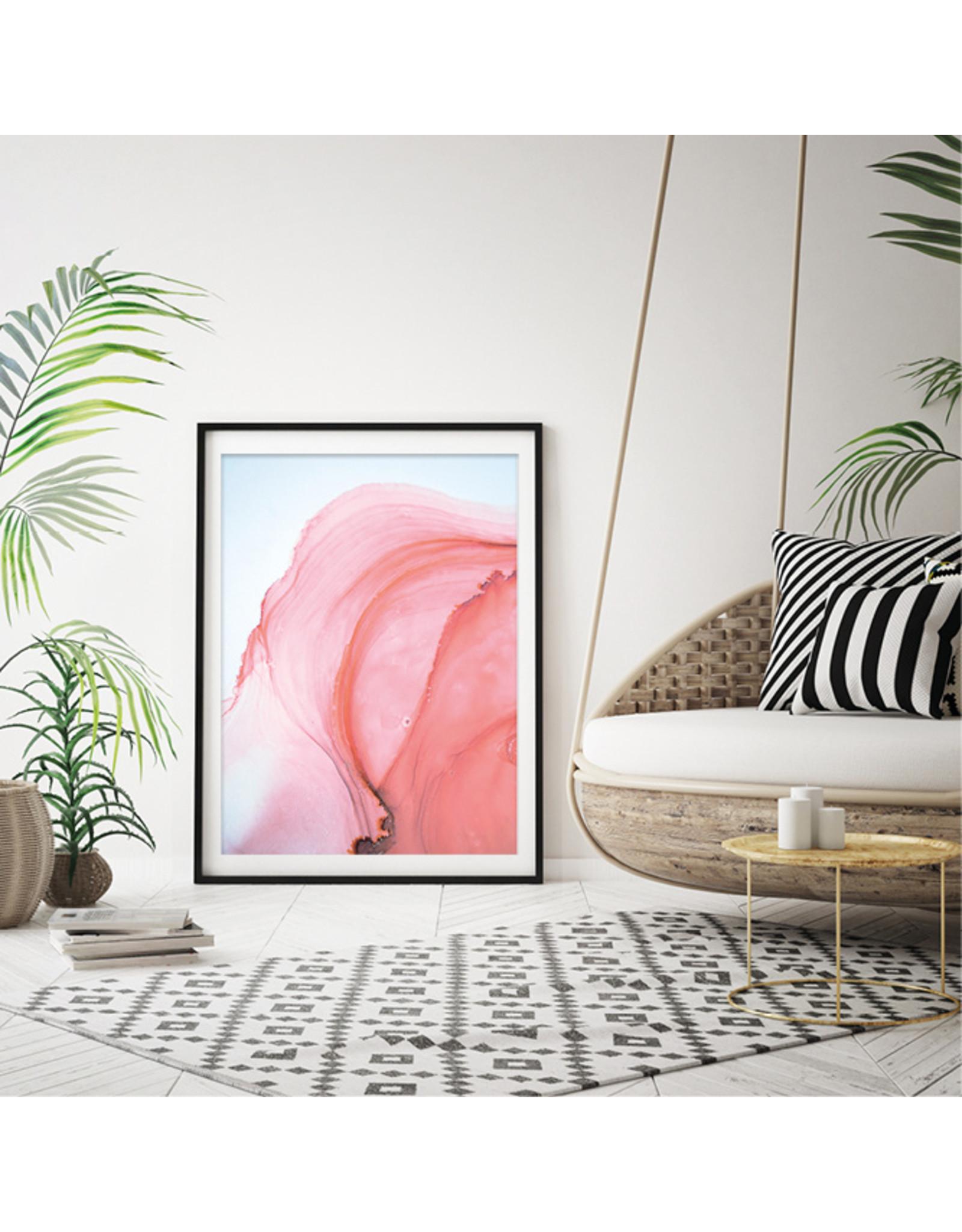Dunnebier Home Poster Roze inkt