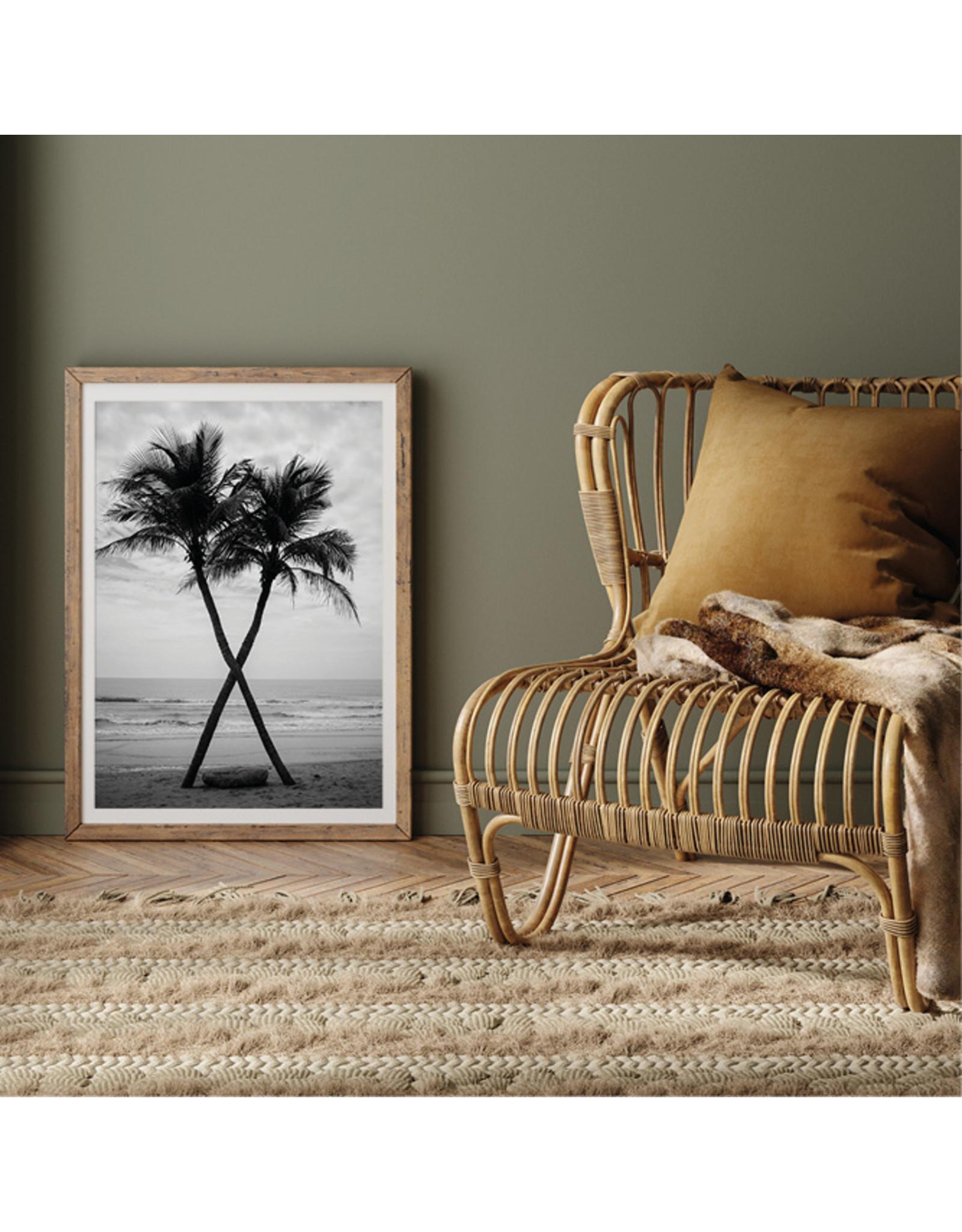 Dunnebier Home Poster Palmbomen op het strand