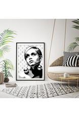Dunnebier Home Poster Meisje met oorbellen
