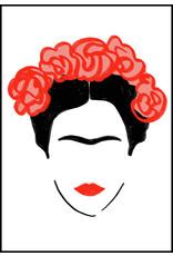 Dunnebier Home Poster Frida Kahlo minimalistisch