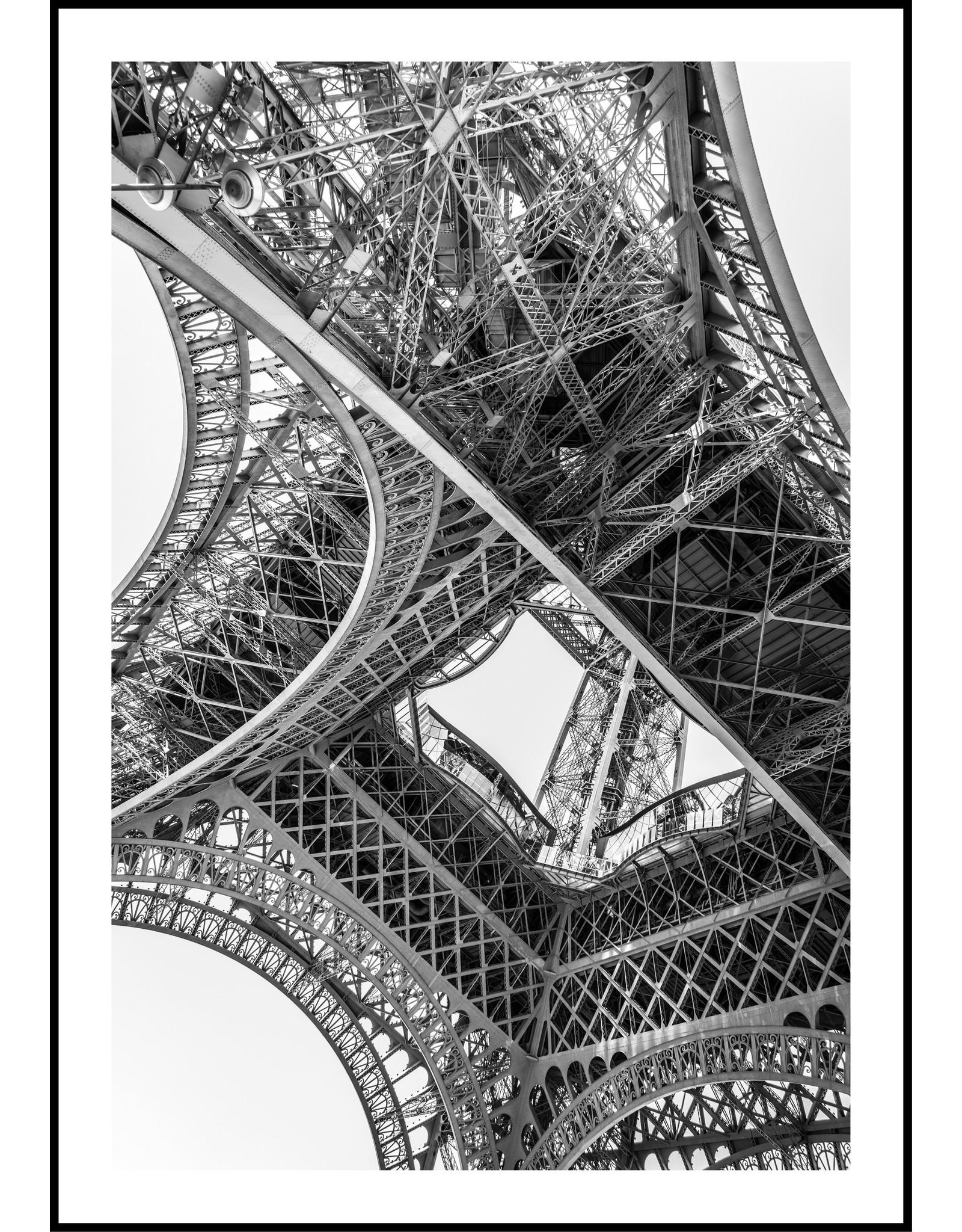 Dunnebier Home Poster Eiffeltoren detail
