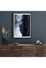 Dunnebier Home Poster Black volcanic beach