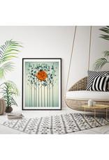 Dunnebier Home Poster Bamboo sunset