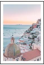 Dunnebier Home Poster Amalfi kust