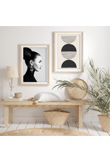 Dunnebier Home Poster Woman En Profil