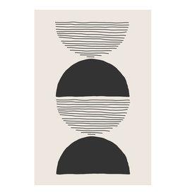Dunnebier Home Poster Circle&stripesNo3
