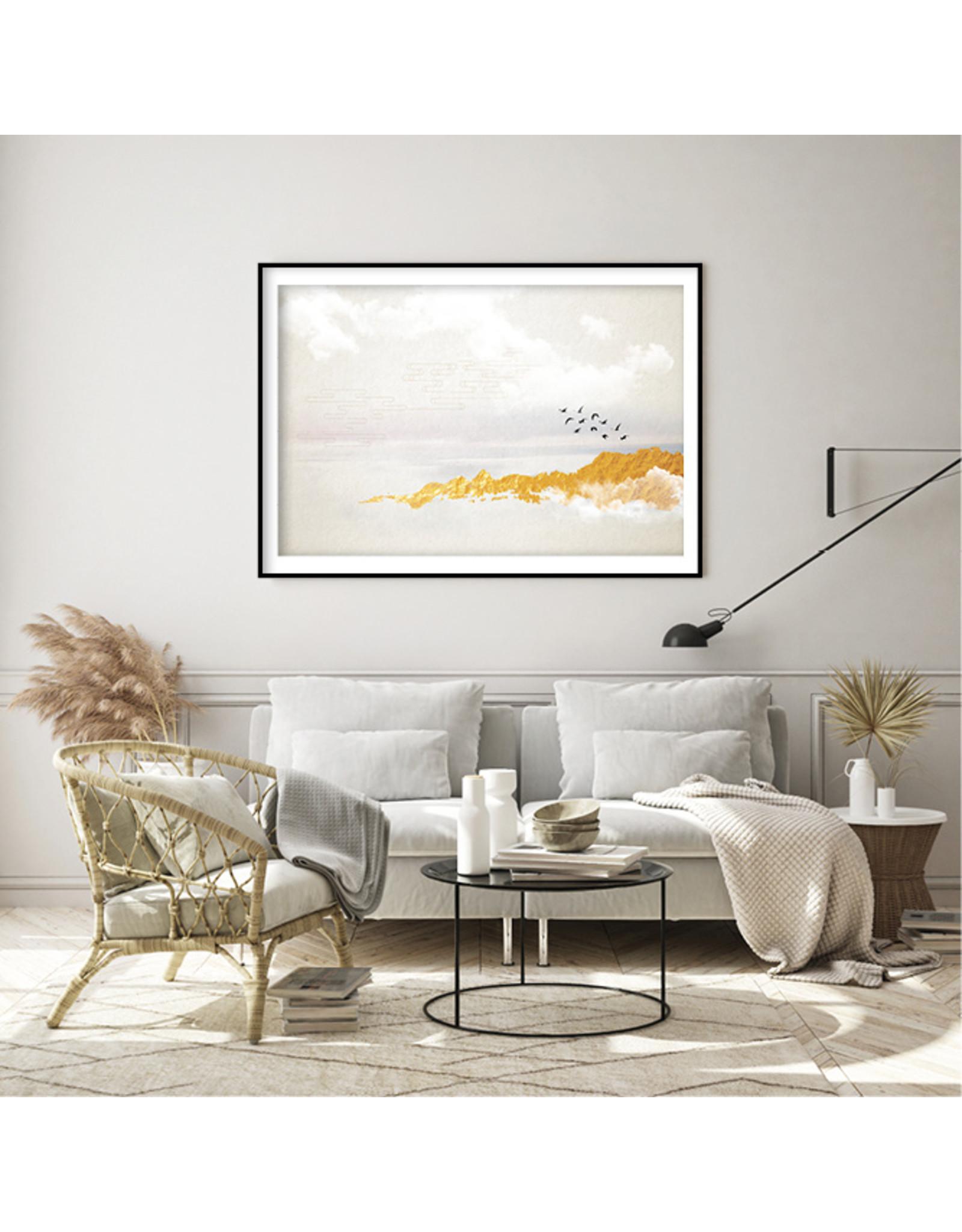 Dunnebier Home Poster Bergen van goud