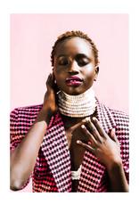 Dunnebier Home Poster Beautiful African woman