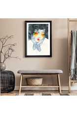Dunnebier Home Poster Aquarel eyeshadow