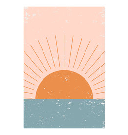 Dunnebier Home Poster Sunset Graphic