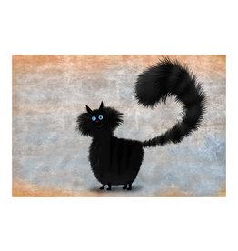 Dunnebier Home Poster Black Cat_No4