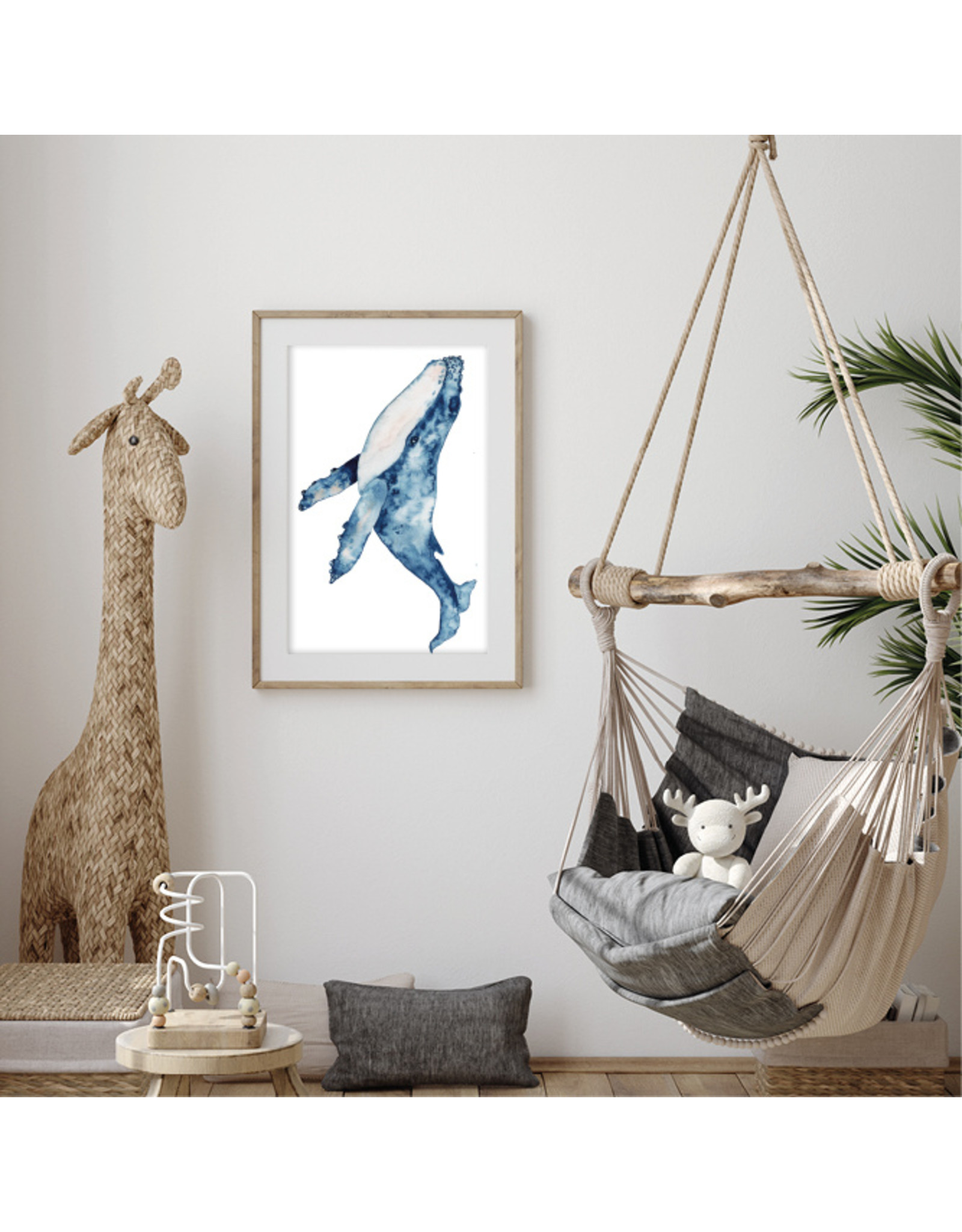 Dunnebier Home Poster Whale