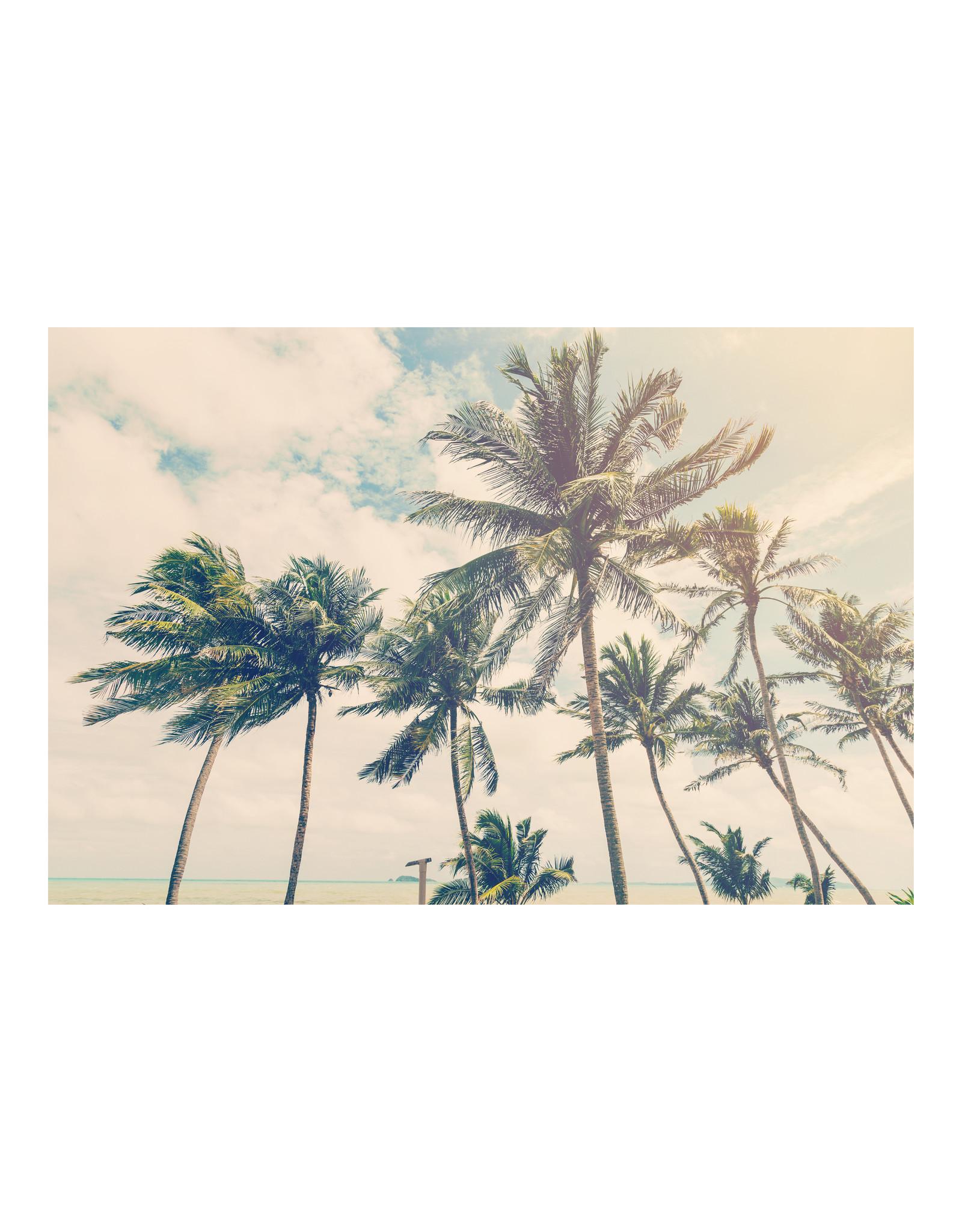 Dunnebier Home Poster Vintage palmbomen