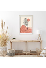 Dunnebier Home Poster Grafische afbeelding Duinen