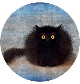 Dunnebier Home Muursticker Black Cat