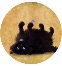 Dunnebier Home Muursticker Black Cat_No2
