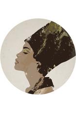 Dunnebier Home Muursticker Beautiful woman_painting - verwijderbaar