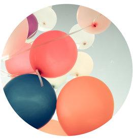 Dunnebier Home Muursticker Balonnen