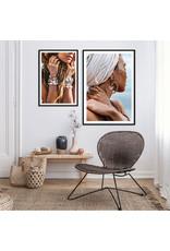 Dunnebier Home Poster Vrouw Boho
