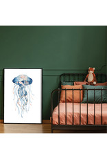 Dunnebier Home Poster Jellyfish_No2